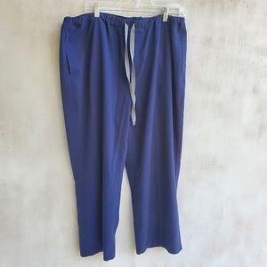 FIGS Scrubs Mens Pisco Pants Sz XL